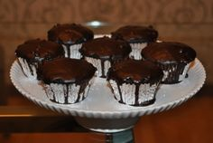 Chocolate Cupcakes | New Paradigm Health Cookery | Information and Recipes about New Health Enhancing, Whole Food, Plant-Based Diet