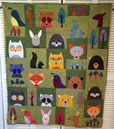Another Art Tart quilt from the West Georgia Quilt Guild. This is ... : woodlands quilt guild - Adamdwight.com