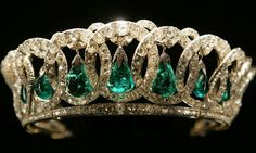 The Royal Order of Sartorial Splendor: Readers' Top 15 Tiaras: #6. The Grand Duchess Vladimir Tiara