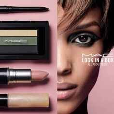 Mac Look in a Box Eyeshadow Only! Never used-swatched only- look in a box eyeshadow. These colors are so pretty! No trades, no paypal MAC Cosmetics Makeup Eyeshadow