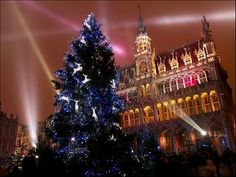 christmas tradition in belgium