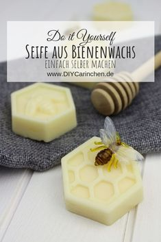 DIY: Making beeswax soap yourself – a perfect gift idea for every occasion - New Deko Sites When Your Best Friend, Holiday Break, You Are Perfect, Soap Making, Friends In Love, Body Care, Best Gifts, Diy Gifts, Lotion