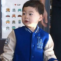"""the return of superman ep 60 manse Cute Asian Babies, Cute Babies, All Kids, Cute Kids, Man Se, Song Triplets, Superman Baby, Song Daehan, Dream Baby"