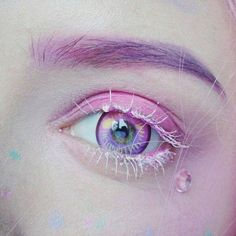 Rosa Frost # Make-up # Make-up - Makeup Products Fenty Makeup Fx, Artist Makeup, Cosplay Makeup, Cute Makeup, Pretty Makeup, Makeup Inspo, Makeup Inspiration, Makeup Looks, Cosplay Contacts