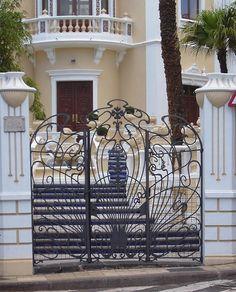 Art Nouveau ~Santa Cruz de Tenerife ~ Spanish Islands