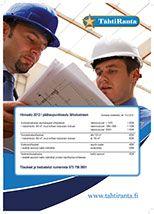 Tähtiranta Oy, brochure