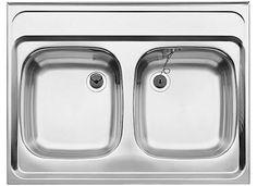 Blanco Z 8x6  heldekkbeslag 800 x 600 mm