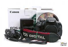Canon 600D 18MP DSLR Digital Camera body 13997 shots! Boxed superb 083024000486 Used Cameras, Eos, Digital Camera, Canon, Cannon, Digital Cameras, Big Guns