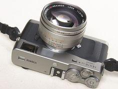 My Konica Hexar RF Limited. - Photo.net Leica and Rangefinders Forum