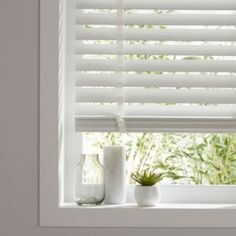 Colours Cana White Venetian Blind cm cm - B&Q for all your home and garden supplies and advice on all the latest DIY trends Scandinavian Design Living Room, Blinds, Pvc Blinds, Living Room Scandinavian, Best Blinds, Aluminum Blinds, Venetian Blinds, Blinds Design, Room Lights