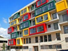 Residential building in Terrassa