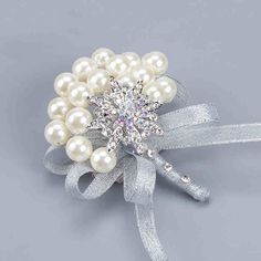 DIY-Pearls-Brooch-Silk-Corsage-Fashion-Posy-Grooms-groomsman-suit-men-Boutonniere-pin-brooch-Wedding-party.jpg 800×800 pixels