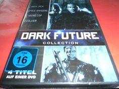 Dark Future Collection   ( 4 Filme auf 1 DVD )OVP / NEU