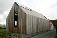 extension of a smal rural house by Declerck - Daels, architecten
