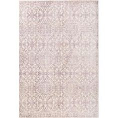 benuta Viskoseteppich Yuma Beige/Rosa 300400 cm  Vintage Teppich im Used-Look benuta