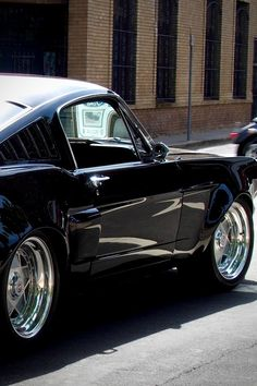 1965 Ford Boss Mustang
