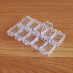 オール100均ハンドメイド、便利なアクセサリー収納 : usagi works Daiso, Cube, Interior, China, Indoor, Interiors, Porcelain