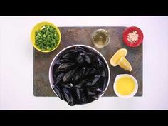 Prince Edward Island mussels owe their unique flavor to the waters from which they're sourced. Check out how easy it is to make them delicious, and fast. Haitian Marinade Recipe, Stuffed Shells Recipe, Prince Edward Island, Chesapeake Bay, Mussels, Seafood Recipes, Coastal, The Creator, Fish
