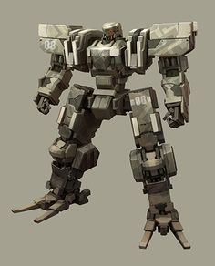 Front Mission Mecha
