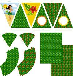 festa havaiana - Pesquisa Google