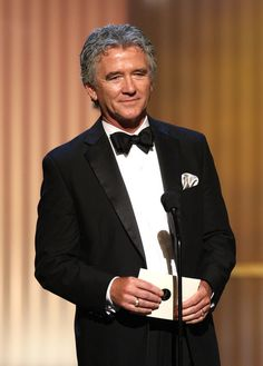 And the winner is... Patrick Duffy.