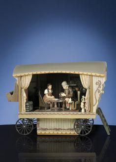 Wizard of Oz Professor Marvel's Wagon Figurine - Justin got me this it's my favorite :)