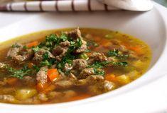 24 nejlepších zimních polévek, které vás zahřejí a zasytí! Beef, Soups, Instant Pot Pressure Cooker, Top Recipes, Homemade, Easy Meals, Meat, Food Food, Bakken