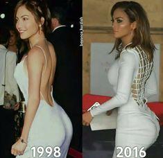 Jennifer Lopez Ⓜ ( Fit Women, Sexy Women, Workout At Work, Workout Tips, Workout Fitness, Workout Challenge, Squat Workout, Cardio Gym, Facon