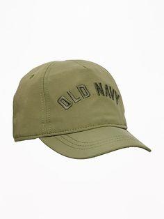 ce9243ba6fc Logo-Graphic Nylon Baseball Cap for Toddler Boys. Old Navy Baby ...