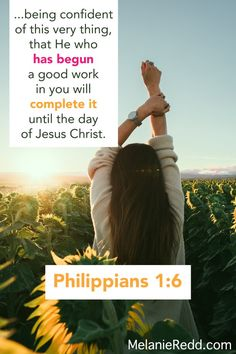Our heavenly Father is a finisher! God achieves what He sets out to achieve. He fulfills His promises. He answers prayer. Sometimes, there are long delays. Often, we wait for to carry things out. We pray in earnest for years, even decades. But, here are 4 Bible Reminders that God FINISHES What He Starts. Why not drop by today for a word of hope?