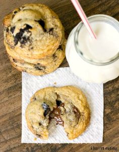 Oreo Chocolate Chunk Cookies