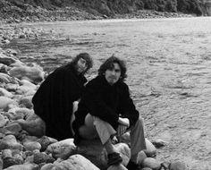 <3 John Lennon e George Harrison