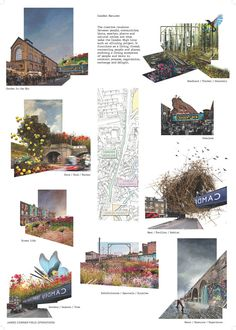 James Corner Field Operations led team wins the Camden Highline Competition Birmingham City University, University Of Sheffield, Camden, New York High Line, Dutch Gardens, Mayor Of London, Urban Nature, Zaha Hadid Architects, Design Competitions