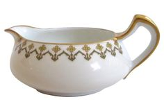 1910-1950 Haviland  Limoges  Creamer