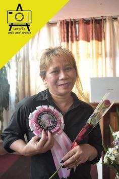 Special pink and white awards ribbon for mother's day special. Mothers Day Special, Special Guest, Guest Speakers, Proud Mom, Leis, Best Mom, Rosettes, Michael Kors Watch, Philippines