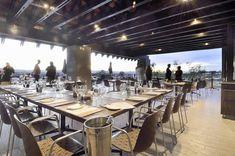 Eyrie Restaurant at Eagle Canyon Golf Club, Johannesburg Restaurant Exterior, Honeydew, Golf Clubs, Conference Room, Eagle, Apollo, Interior, Architects, Shells
