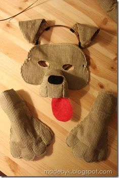 Dog costume - Great for imaginative play