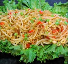 One Perfect Bite: Asian Bean Sprout Salad