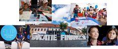 """proiect """"Scoala de Bani pe roti"""". Proiectul este organizat de catre Banca Comerciala Romana si este o componenta a programului national de educatie financiara """"Scoala de bani"""". Scopul: a deprinde copii intre 7-14 ani cu un minim de educatie financiara. Prin acest proiect, """"Scoala de Bani pe roti"""", se organizeaza ateliere creative care imbina distractia cu educatia prin acumularea unornotiunide baza sisfaturi financiare. Times Square, Polaroid Film, Travel, Cots, Atelier, Viajes, Destinations, Traveling, Trips"""