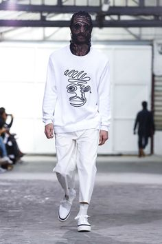 Julien David Menswear Spring Summer 2016 Paris - NOWFASHION
