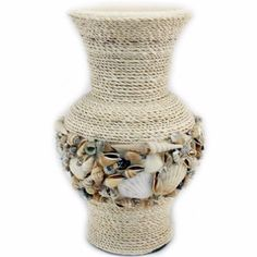 """Letter """"The most popular ideas on the subject"""" decoration Jute Crafts, Leaf Crafts, Resin Crafts, Seashell Art, Seashell Crafts, Diy Crafts Hacks, Easy Diy Crafts, Seashell Projects, Shell Decorations"""
