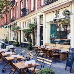 Teds. Brunch tent. Bosboom Toussaintstraat 60, A'dam West