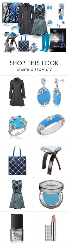 """""""blue gray"""" by lumi-21 ❤ liked on Polyvore featuring H&M, Allurez, Reeds Jewelers, Marc by Marc Jacobs, Oscar de la Renta, Wedgwood, Jimmy Choo, Disney, Urban Decay and NARS Cosmetics"""