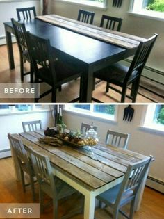 Good way to get rid of plain table.