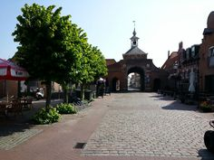 Vestingstadje Aardenburg. Heerlijk slenteren door eeuwenoude straatjes.