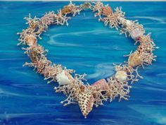 Erika's Chiquis: Mermaid Shell Necklace