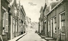 Tholen Stad Brugstraat