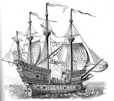 The History Man: The Spanish Armada abandons the galleon Nuestra Senora del Rosario