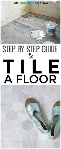 How To Tile A Bathroom Floor Dont Let This Diy Job Intimidate You
