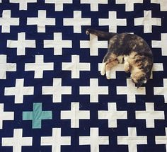 I made loads of progress on this beast of a quilt that I've been working on for forever, this weekend. This is my favorite photo of it, and my quilt model, testing it out before it goes off to, my oldest friend, Kate's, home. And, it just so happens to be her birthday today! Happy birthday, @oookateoo! 🎉 Quilting Fabric, Old Friends, Beast, Happy Birthday, Quilts, Shit Happens, Instagram Posts, Model, Happy Brithday